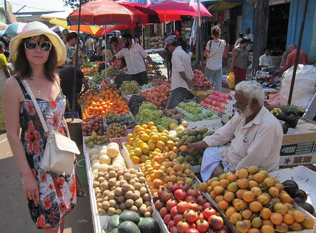 Мапуса, Индия