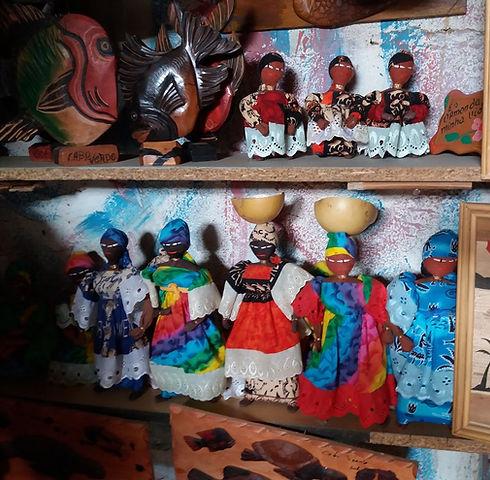 Сувенирные куклы-вуду
