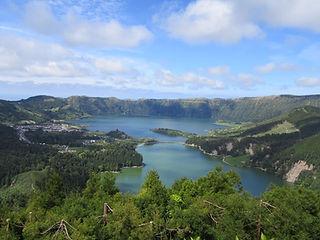 Голубое и Зеленое озера