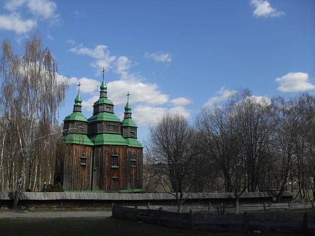 Пирогово, Украина