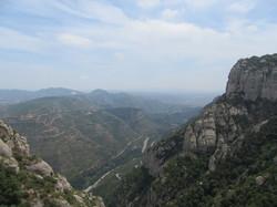 Виды горной Каталонии