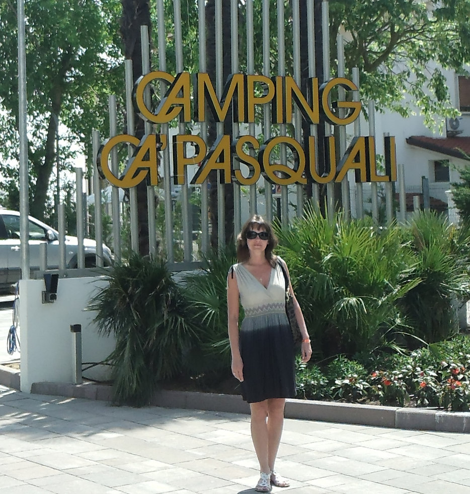 Кемпинг Ca Pasquali в Каваллино-Трепорти