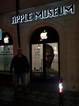 Музей компании Apple, Прага