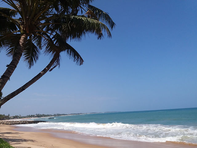 Дующая дыра, Шри-Ланка
