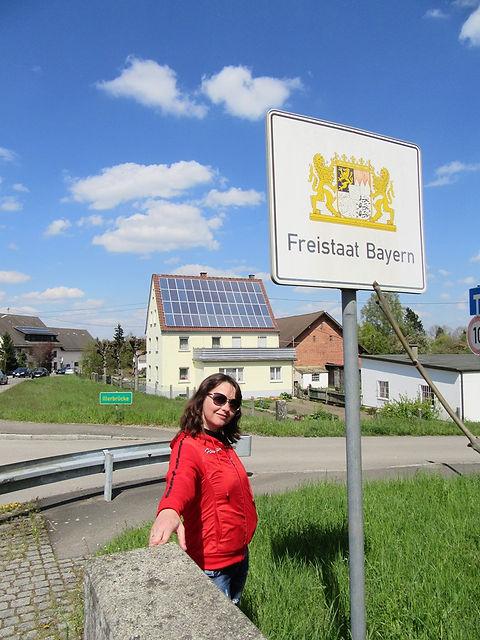 Покидаем Баварию