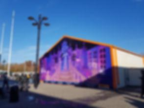Привокзальная площадь в Брюгге