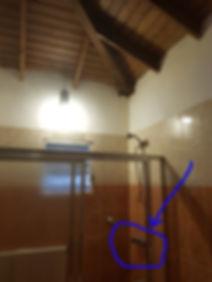 Ванная в номере отеля Saona Beach House