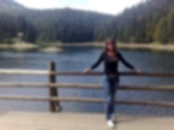 Озеро Синевир, Украина