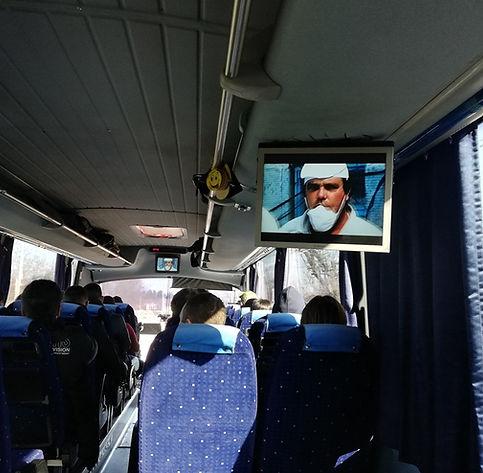 Автобус в Чернобыль