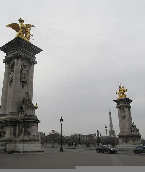Мост Александра Третьего в Париже
