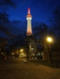 Башня на холме Петрин