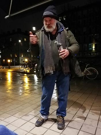 Бездомный из Стокгольма