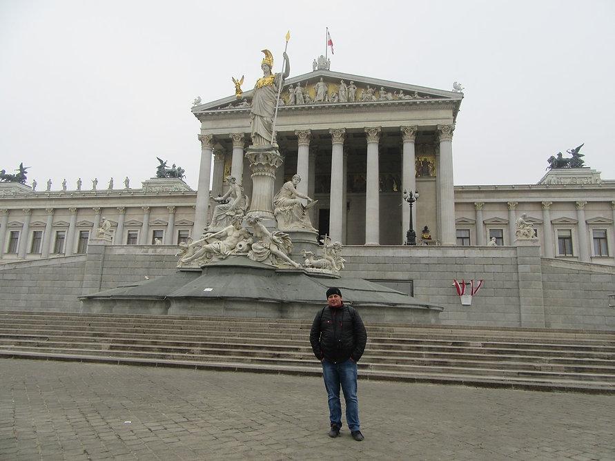 Дворец Правосудия в Вене