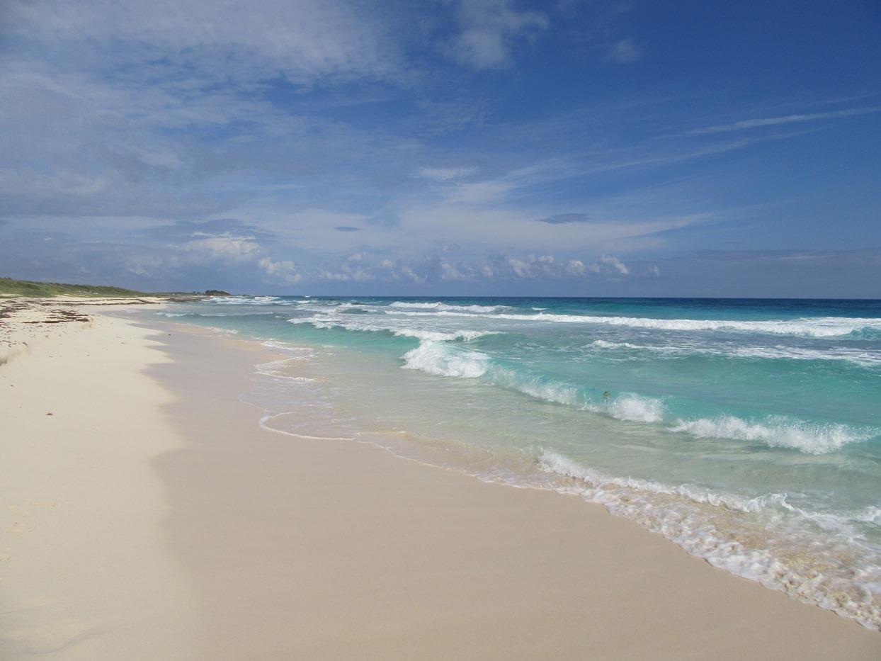 Пляж Сан-Мартин