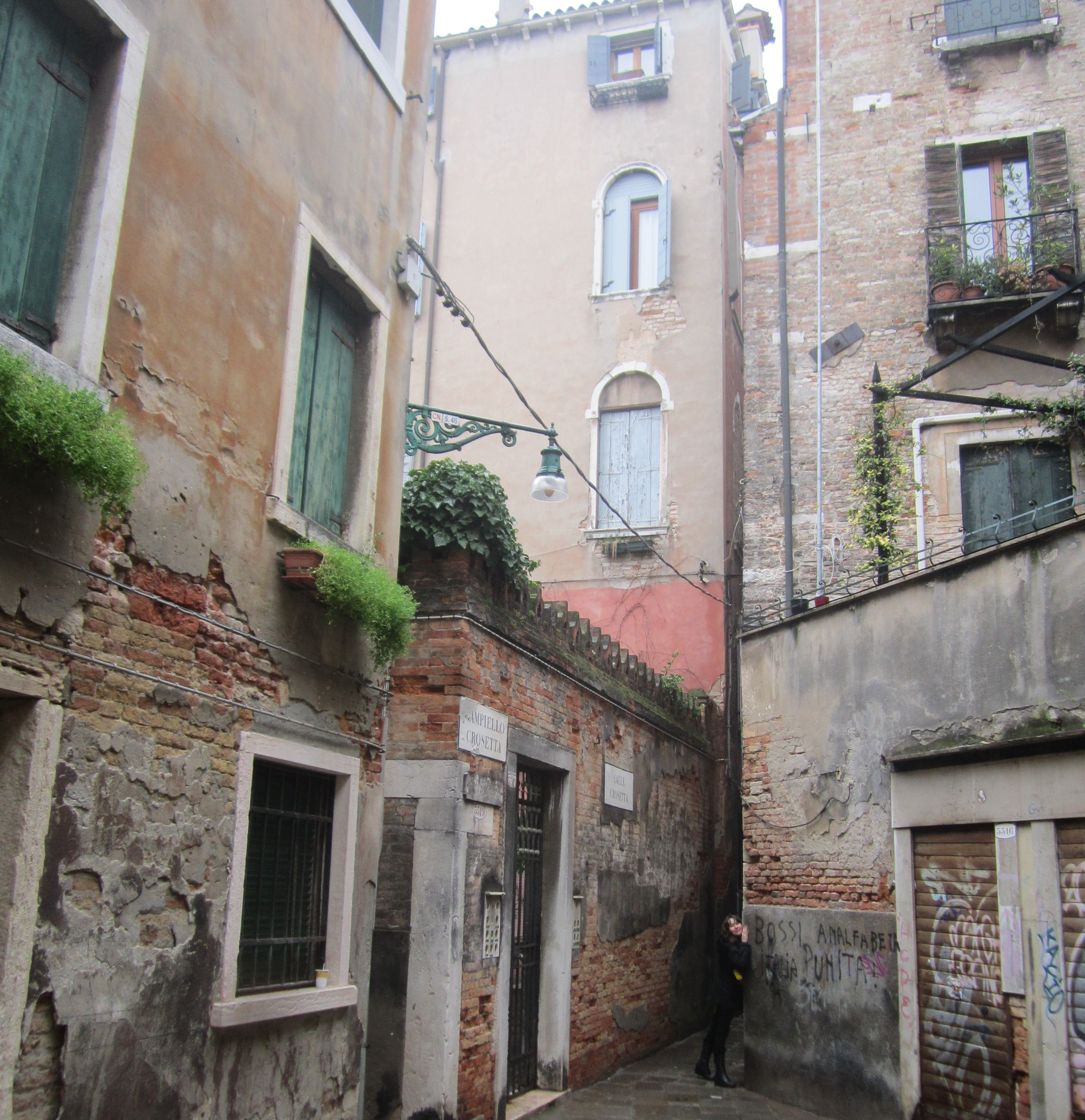 Широкие проспекты Венеции