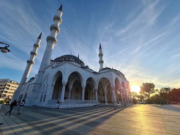 Мечеть Osmanlı Camii