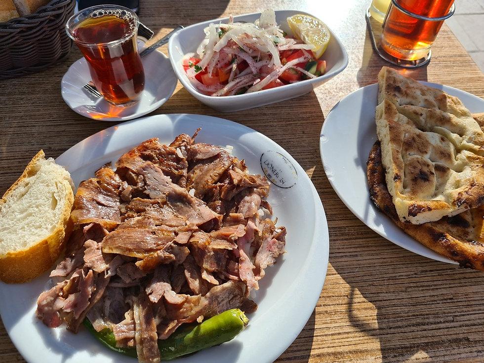 Обед в Анкаре