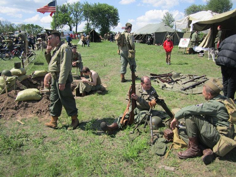 Лагерь союзников