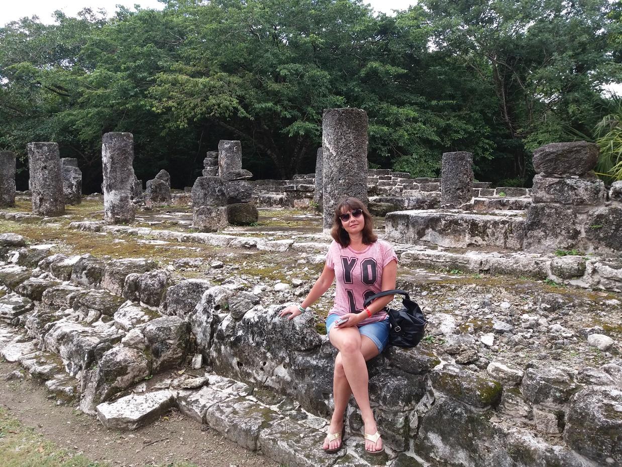 Храм Майя