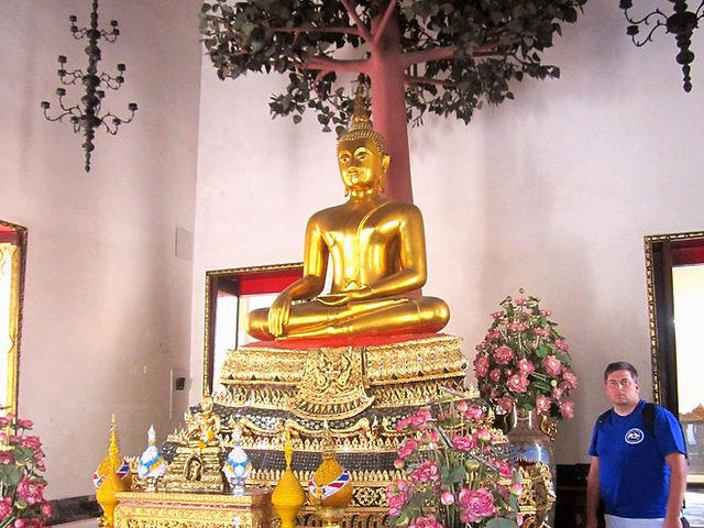 Храм Ват Пхо, Таиланд