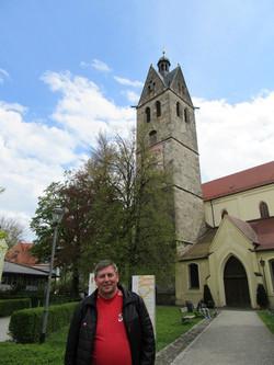 Высокие баварские башни