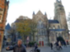 Собор святого Сальватора в Брюгге