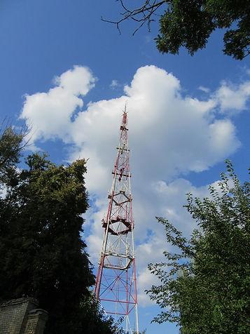 Радиовышка на Щекавице