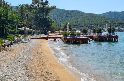 Пляж в Торбе