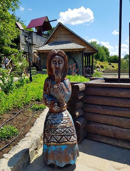 Алёнушка из Новой Софиевки