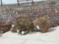 Раколовки в порту Палмейры. Кабо Верде