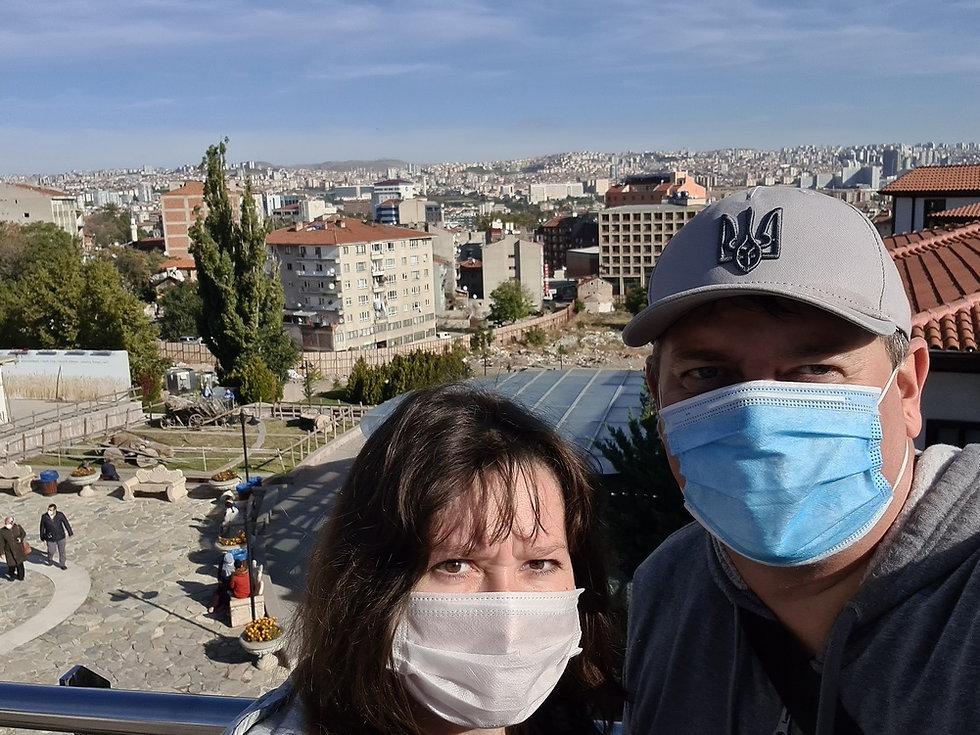 Селфи в Анкаре