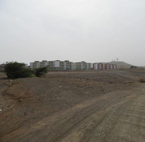 Строительство квартала для жителей трущоб