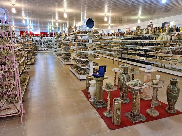 Фабрика оникса в Денизли