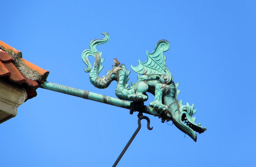 Варшавский дракон