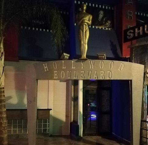 Ночной клуб Hollywood Boulevard в Айя-Напе