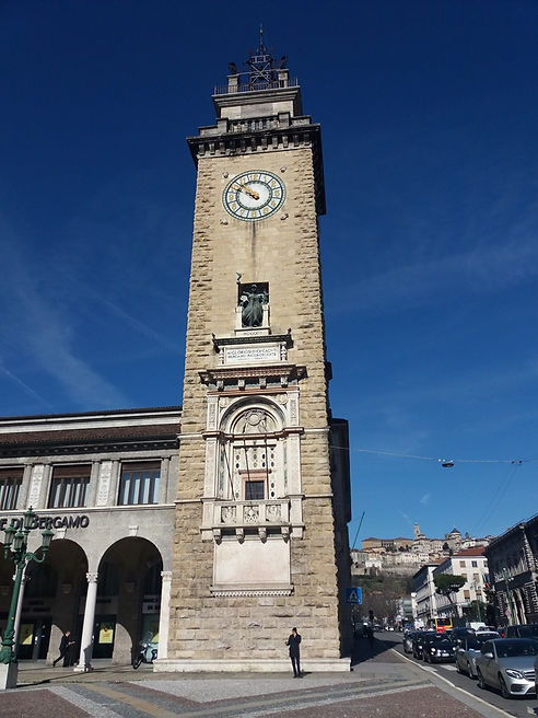 Часовая башня, Бергамо