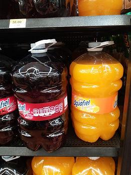 Кола и Фанта в бутылях по 10 литров