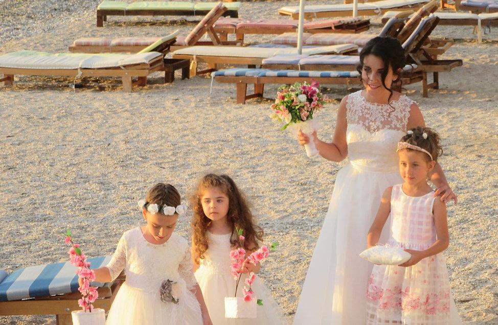 Албания, свадьба на пляже