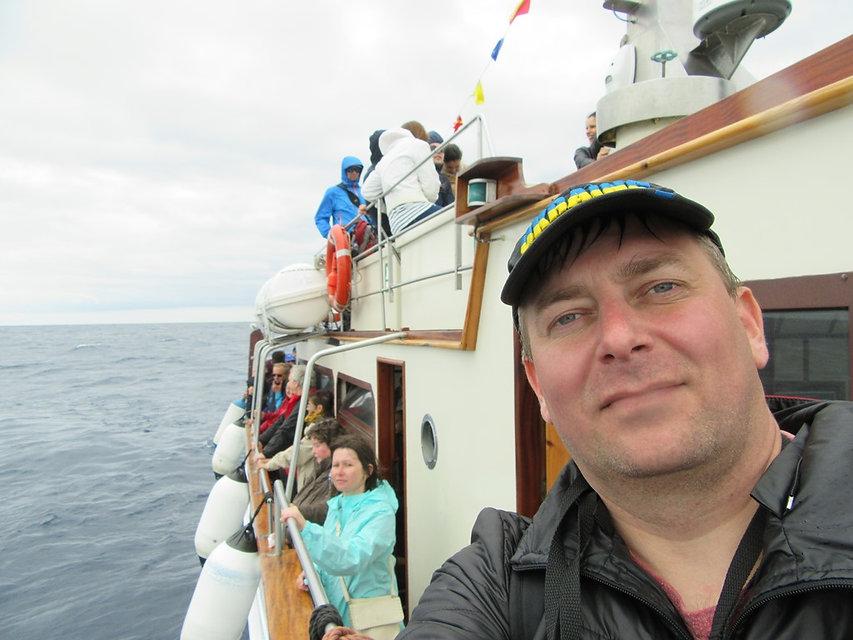 Корабль охотников за китами