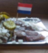 Знаменитая Амстердамская селедка