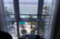 Вид из окна отеля в Хулхумале