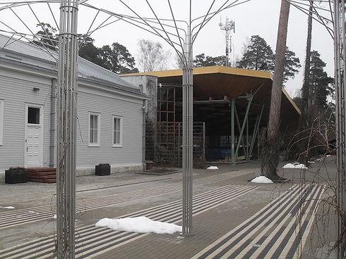Зал Дзинтари в Юрмале