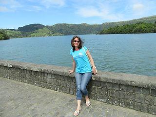 Мост между двумя озерами