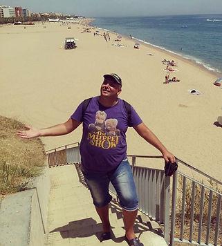 Вид на пляжи Калельи сверху