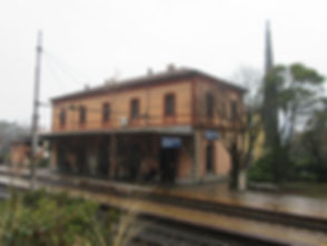 Вокзал Варенны