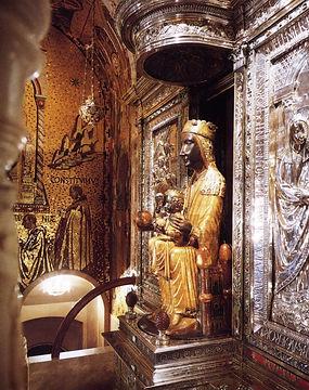 Святая Дева монастыря Монсеррат