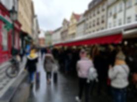 Самый старый рынок Праги