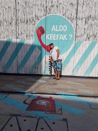 Aloo Keefak, Ла Мер, Дубаи