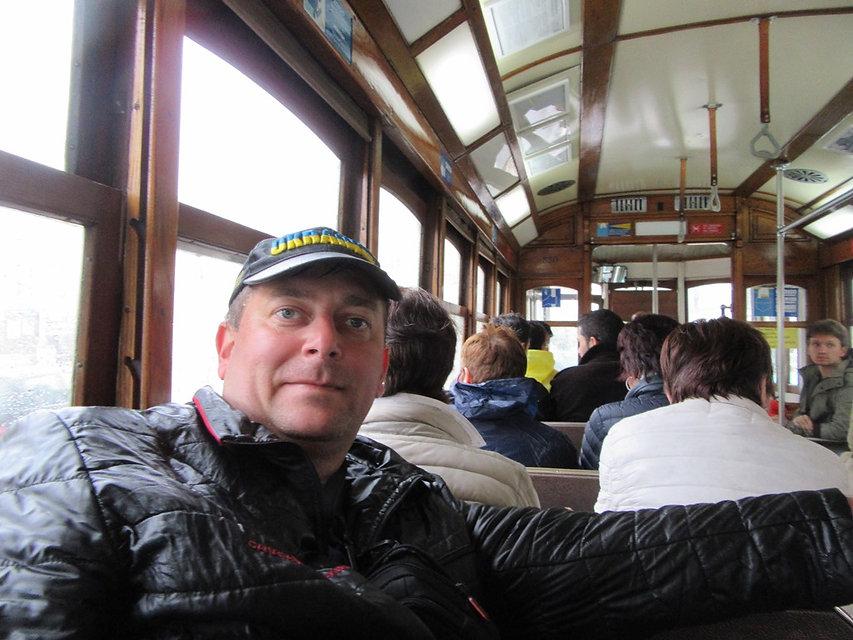 Прогулка на трамвае 28 в Лиссабоне
