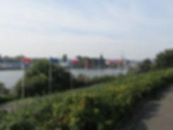 Канал возле Вестерплатте